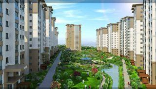 آپارتمان های جدید خانوادگی اورینتال در استانبول باشاکشهیر, استامبول / باشاک شهیر
