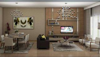آپارتمان های جدید خانوادگی اورینتال در استانبول باشاکشهیر, تصاویر داخلی-1