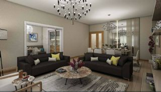 Family Oriented New Flats in Istanbul Basaksehir, Interior Photos-2
