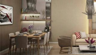 Family Oriented New Flats in Istanbul Basaksehir, Interior Photos-3