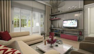 Family Oriented New Flats in Istanbul Basaksehir, Interior Photos-4