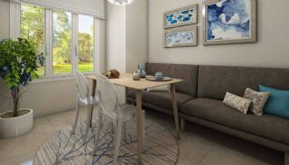 Family Oriented New Flats in Istanbul Basaksehir, Interior Photos-5