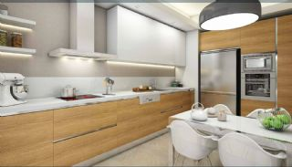 Family Oriented New Flats in Istanbul Basaksehir, Interior Photos-6