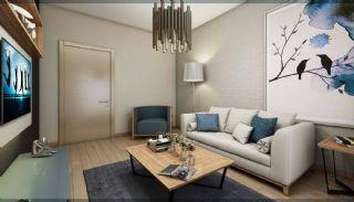 آپارتمان های جدید خانوادگی اورینتال در استانبول باشاکشهیر, تصاویر داخلی-7