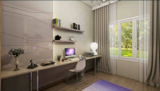 Family Oriented New Flats in Istanbul Basaksehir, Interior Photos-8