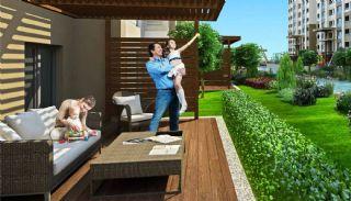 آپارتمان های جدید خانوادگی اورینتال در استانبول باشاکشهیر, تصاویر داخلی-9