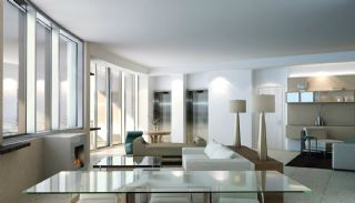 Intelligent Design Home-Office Apartments in Sisli Istanbul, Interior Photos-1