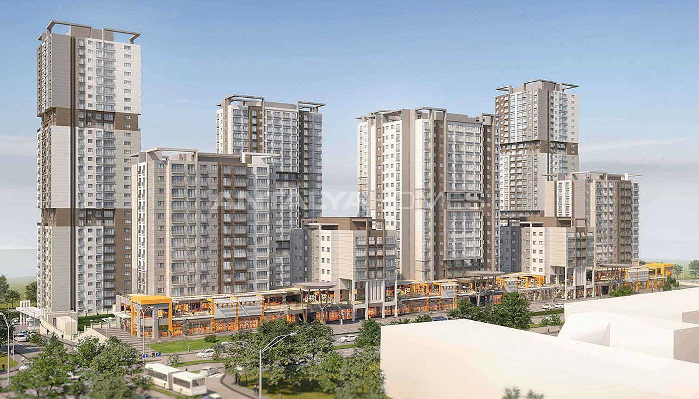 Appartements à Istanbul avec Plan de Paiement Flexible