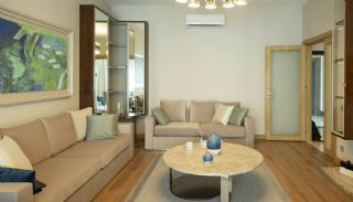 Quality Apartments in Turkey Istanbul near TEM Highway, Interior Photos-1