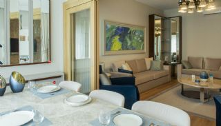 Quality Apartments in Turkey Istanbul near TEM Highway, Interior Photos-3