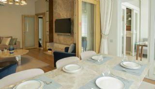 آپارتمان با کیفیت در ترکیه استانبول در نزدیکی بزرگراه تی ای ام, تصاویر داخلی-4
