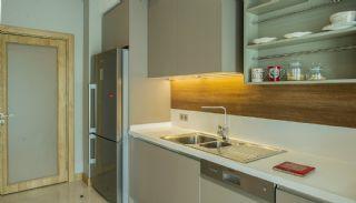 آپارتمان با کیفیت در ترکیه استانبول در نزدیکی بزرگراه تی ای ام, تصاویر داخلی-6