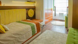 Kvalitet Lägenheter i Turkiet Istanbul nära TEM Motorväg, Interiör bilder-11