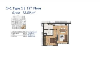 Luxury Apartments in Istanbul with Special Payment Plan, Property Plans-8