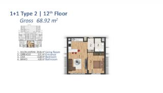 Luxury Apartments in Istanbul with Special Payment Plan, Property Plans-9