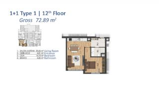 Luxury Apartments in Istanbul with Special Payment Plan, Property Plans-10