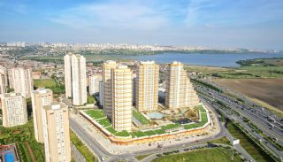 Ready Apartments with Sea View in Istanbul Avcilar, Istanbul / Avcilar
