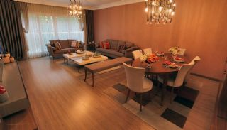 Ready Apartments with Sea View in Istanbul Avcilar, Interior Photos-1