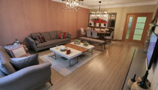 Ready Apartments with Sea View in Istanbul Avcilar, Interior Photos-3