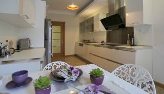 Ready Apartments with Sea View in Istanbul Avcilar, Interior Photos-8