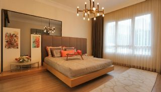 Ready Apartments with Sea View in Istanbul Avcilar, Interior Photos-9