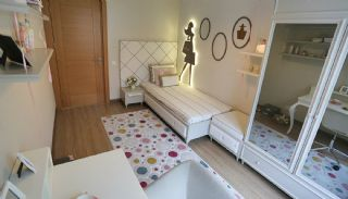 Ready Apartments with Sea View in Istanbul Avcilar, Interior Photos-15