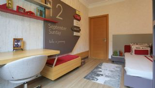 Ready Apartments with Sea View in Istanbul Avcilar, Interior Photos-17