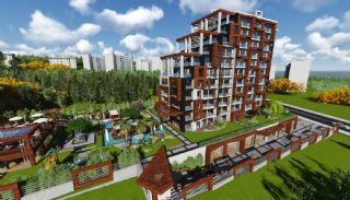 Högteknologiska Lägenheter i Fördelaktiga område av Istanbul, Istanbul / Beylikduzu - video