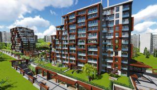 Högteknologiska Lägenheter i Fördelaktiga område av Istanbul, Istanbul / Beylikduzu