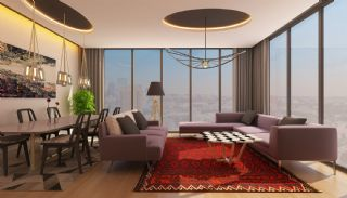 Centrally Located Luxury Apartments in Istanbul Esenyurt, Interior Photos-1