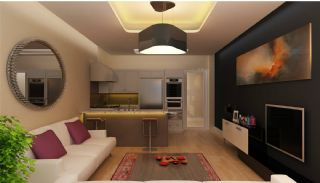 Centrally Located Luxury Apartments in Istanbul Esenyurt, Interior Photos-3