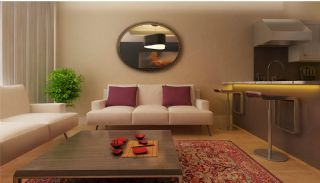 Centrally Located Luxury Apartments in Istanbul Esenyurt, Interior Photos-4