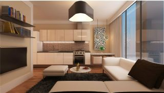 Centrally Located Luxury Apartments in Istanbul Esenyurt, Interior Photos-5