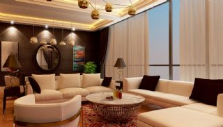 Centrally Located Luxury Apartments in Istanbul Esenyurt, Interior Photos-7