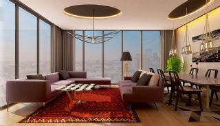 Centrally Located Luxury Apartments in Istanbul Esenyurt, Interior Photos-8