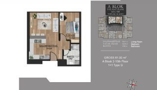 Centrally Located Luxury Apartments in Istanbul Esenyurt, Property Plans-6