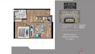Centrally Located Luxury Apartments in Istanbul Esenyurt, Property Plans-10