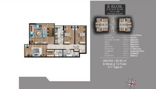 Centrally Located Luxury Apartments in Istanbul Esenyurt, Property Plans-21
