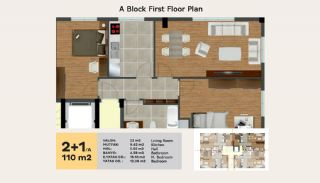 Luxury Apartments Near All Amenities in Istanbul, Property Plans-3