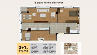 Luxury Apartments Near All Amenities in Istanbul, Property Plans-11