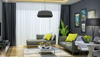 1 Bedroom Intelligent Apartments in Istanbul Esenyurt, Interior Photos-1