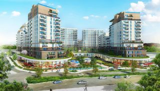 Prestigious Apartments in Luxurious Complex in Istanbul, Istanbul / Sancaktepe