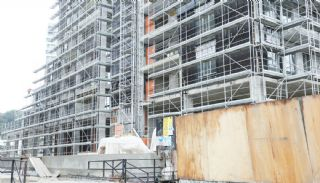 Quality Apartments with High Living Standards in Istanbul, Construction Photos-2