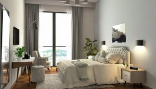 Quality Apartments with High Living Standards in Istanbul, Interior Photos-3