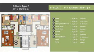 Family-Oriented Apartments in Istanbul Kagithane, Property Plans-2