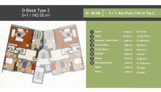 Family-Oriented Apartments in Istanbul Kagithane, Property Plans-4