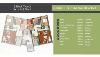 Family-Oriented Apartments in Istanbul Kagithane, Property Plans-5