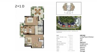 Boutique Concept Flats in Istanbul Bahcesehir, Property Plans-4