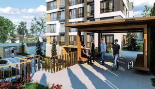 Высококачественные Квартиры в Стамбуле, Турция, Стамбул / Кягытхане - video
