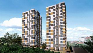 Высококачественные Квартиры в Стамбуле, Турция, Стамбул / Кягытхане
